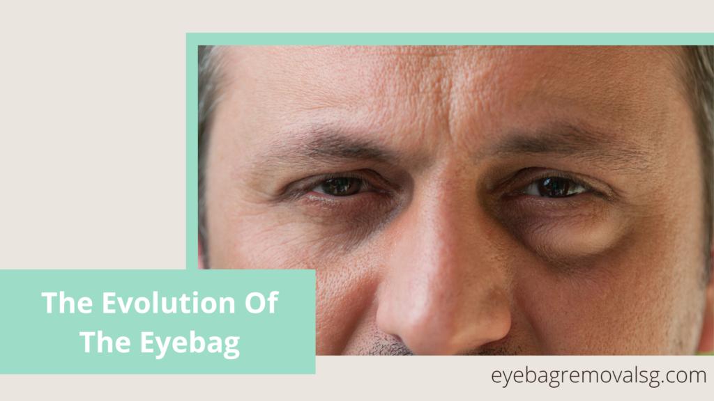 The Evolution Of The Eyebag