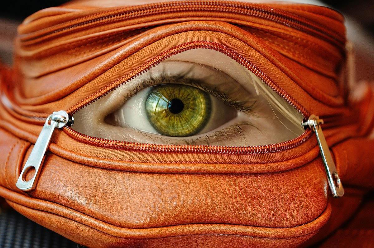 purse eyebag