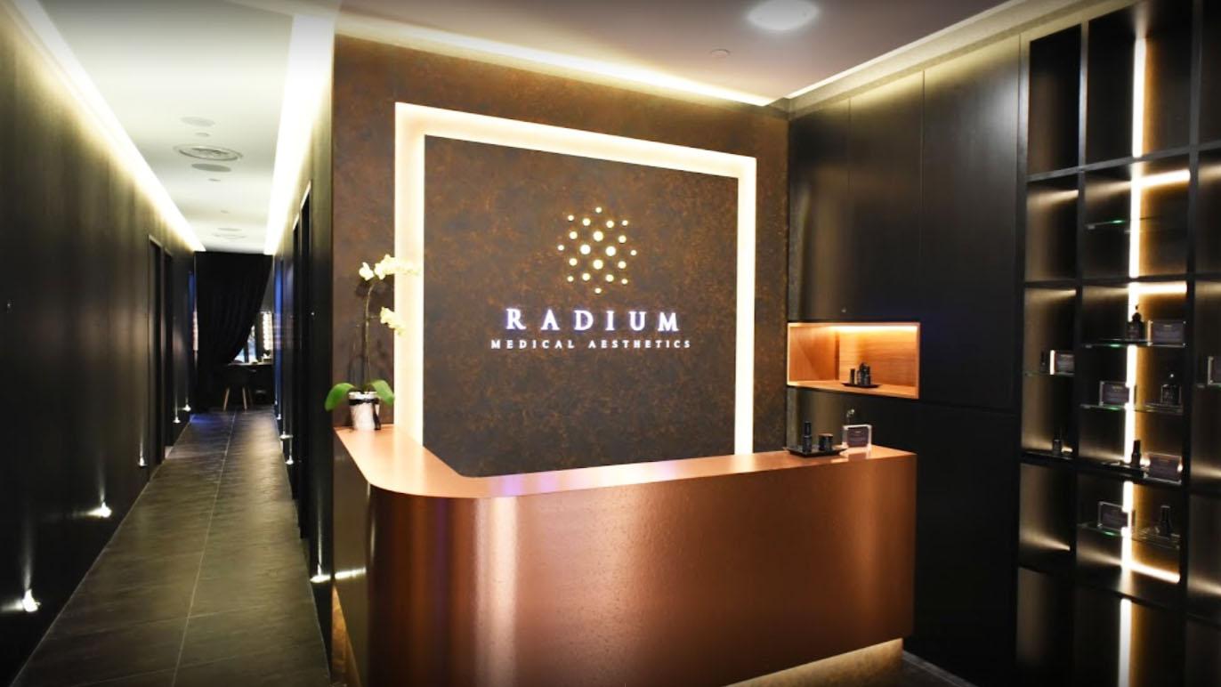 radium medical aesthetics singapore
