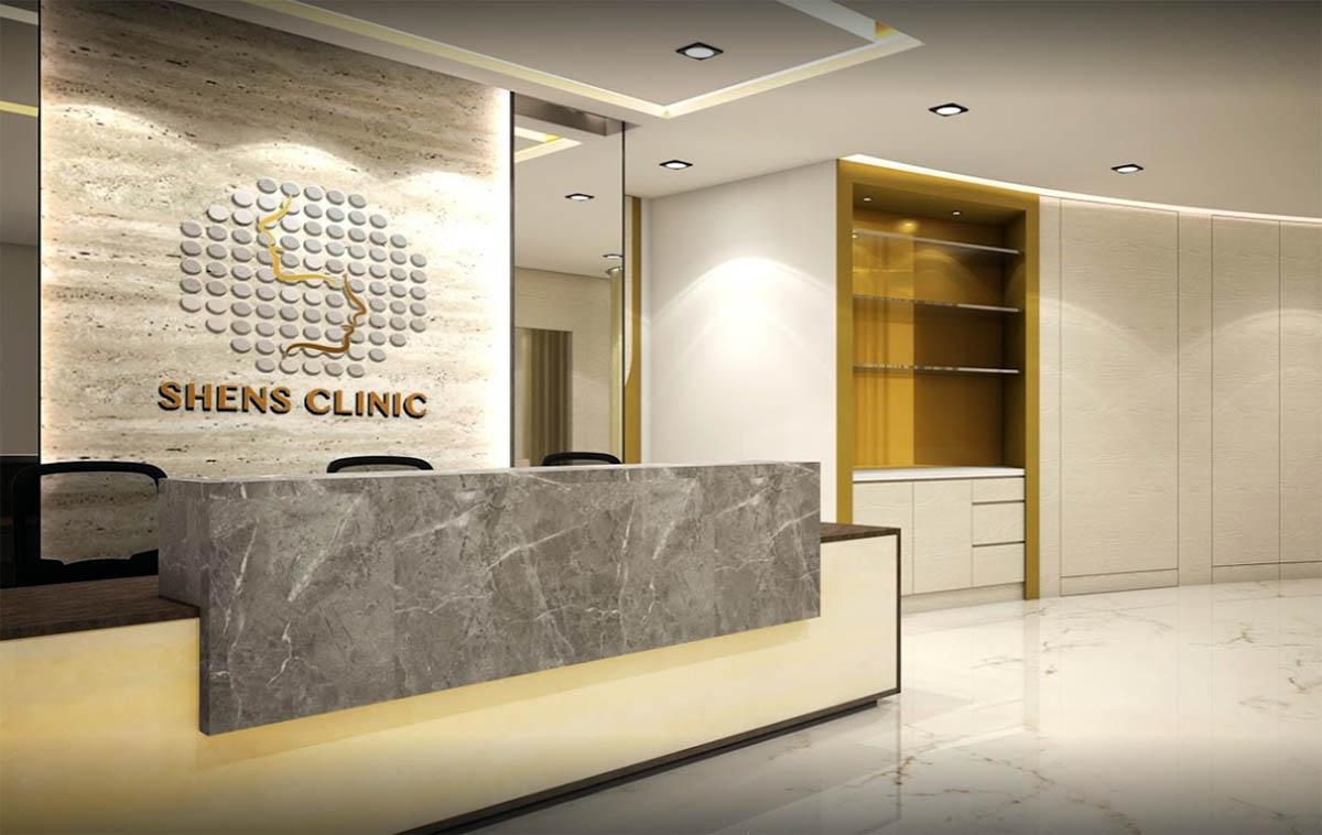 shens clinic korean plastic surgery eye bag removal