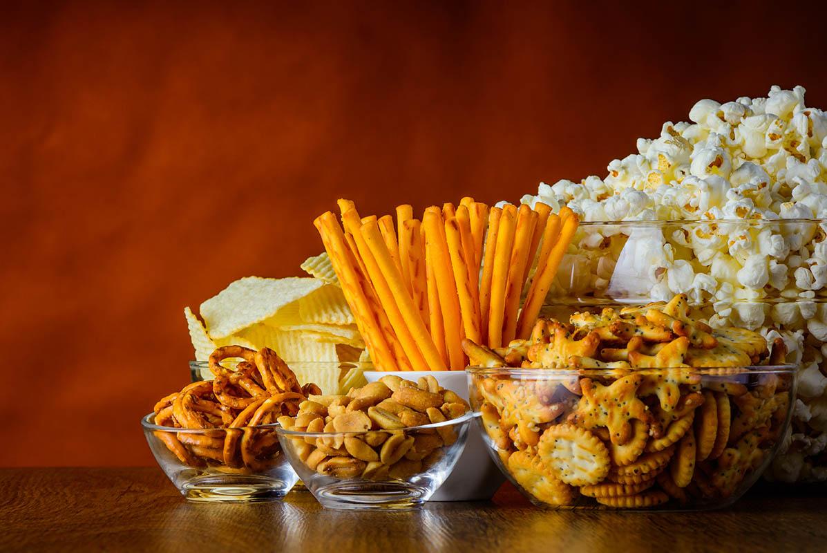 Salty Snacks Junk-Food